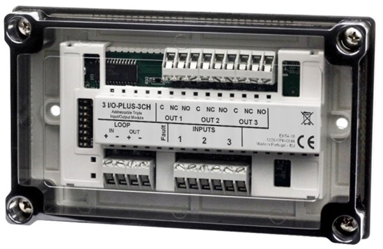 Picture of GFE ADDRESSABLE 1 CHANNEL I/O BOXED