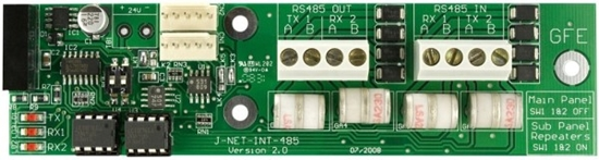 Picture of GFE ADD RS485 NETWORK CARD