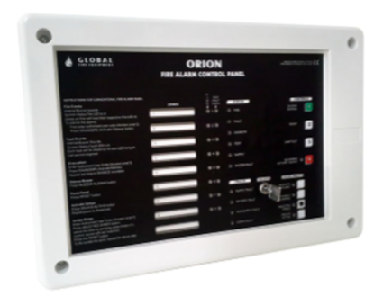 Picture of GFE ORION 4 ZONE CONV. LANDSCAPE WITH KEYSWITCH