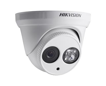 Picture of HIK 1080P EXIR DOME, TVI&CVBS,DS-2CE56D5T-IT3 2.8M
