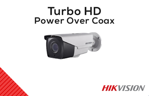 Picture for category Turbo HD - Power Over Coax