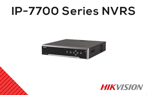 Picture for category IP- 7700 Series NVRs