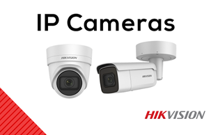 Picture for category IP CAMERAS