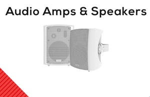 Picture for category Audio Amps & Speakers