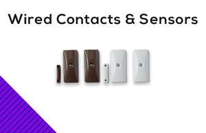 Picture for category WIRED CONTACTS/SENSORS