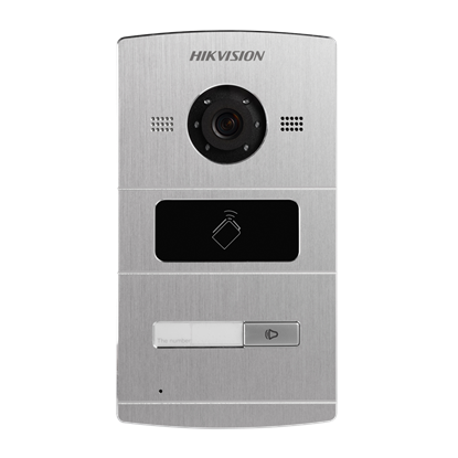 Picture of HIKVISION 1-BUTTON VIDEO INTERCOM DOOR STATION