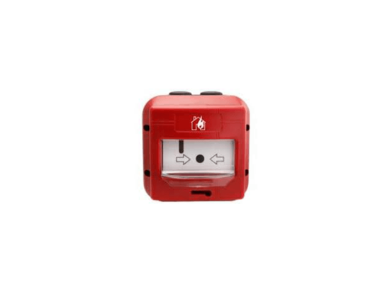 Picture of GFE ADDRESABLE EXTERNAL IP67 CALL POINT
