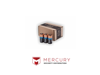 Picture of HKC-BAT-CR123A, BATTERY 3V PACK 10
