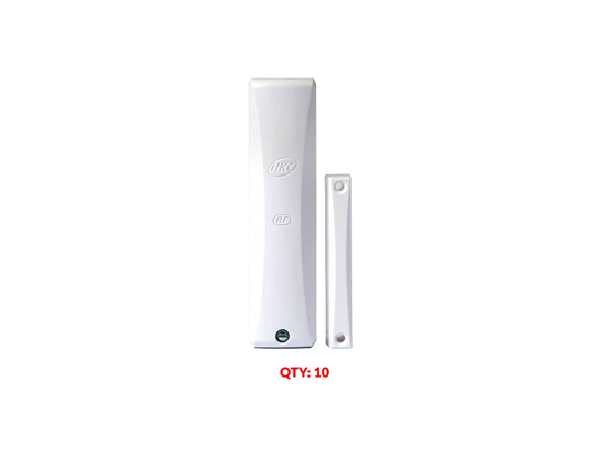 Picture of HKC WIRELESS 10 X WHITE RF COVERS HKC-RFP-CWH
