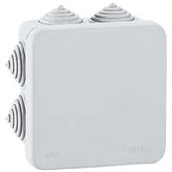 Picture of 80X80X50 PLEXO IP BOX