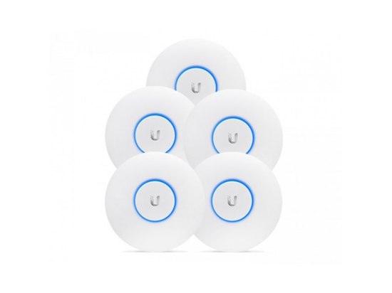 Picture of UNIFI UAP-AC LR 5-PACK