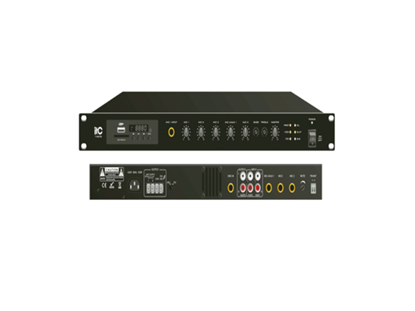 Picture of ITC 60W MIXER AMPLIFER WITH MP3/TUNER/BLUETOOTH
