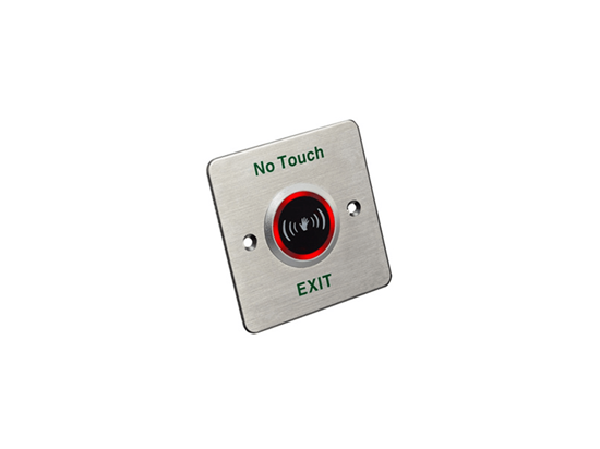 Picture of HIK NO TOUCH EXIT BUTTON, LED DS-K7P03