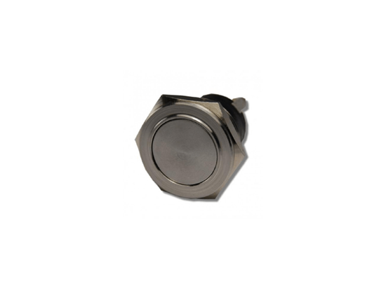 Picture of VIDEX STAINLESS STEEL V/R BUTTON, VXSSB
