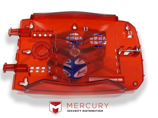 Picture of DECOY BASE RED POLYCARBONATE HKC-DEC-PCBR