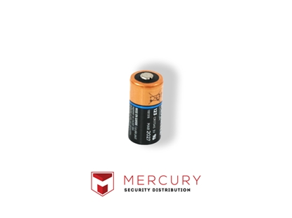 Picture of HKC DL123A DURACELL BATTERY HKC-DL123A