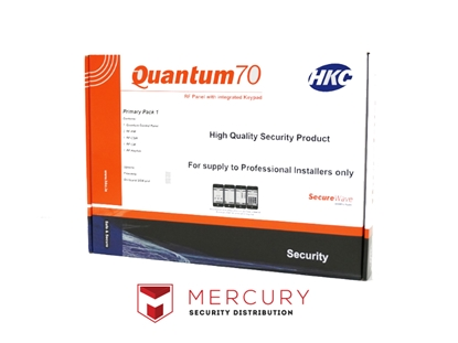 Picture of HKC QUANTUM PACK 1 70 ZONE W/ DIALLER HKC-Q70-P1
