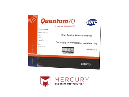 Picture of HKC QUANTUM PACK 2  70 ZONE W/ DIALLER HKC-Q70-PSB