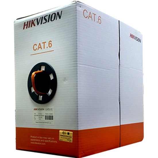 Picture of HIKVISION CAT6 CABLE, 305M, PVC DS-1LN6-UU
