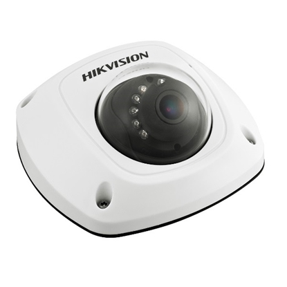 Picture of HIK 1080P IR MINI DOME W/MIC DS-2CS54D7T-IRS 2.8