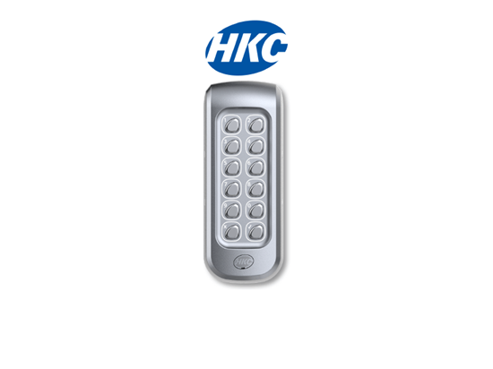 Picture of HKC KEYPAD SLIM IP 67 12/24 VOLT