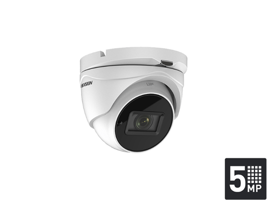 Picture of HIKVISION 5MP TURBO VARIFOCAL DOME 2.7-13.5MM