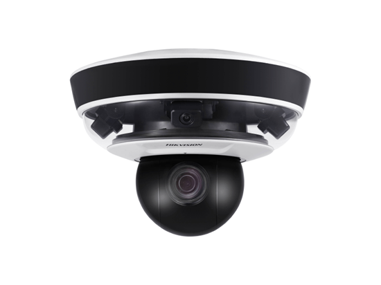 Picture of HIKVISION PANOVU MINI SER 5-50MM IR NETWORK PTZ C