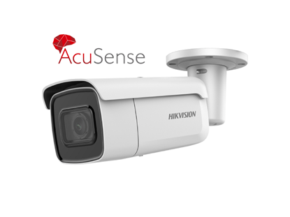 Picture of HIK 4 MP ACCUSENSE IP V/F BULLET CAMERA