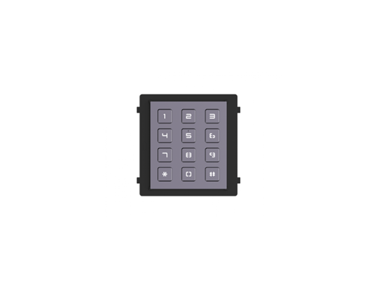 Picture of HIKVISION KEYPAD MODULE FOR INTERCOM DS-KD-KP