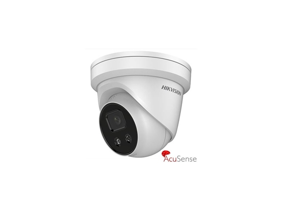 Picture of HIK ACUSENSE 4MP TURRET DOME DS-2CD2346G1-I 2.8MM