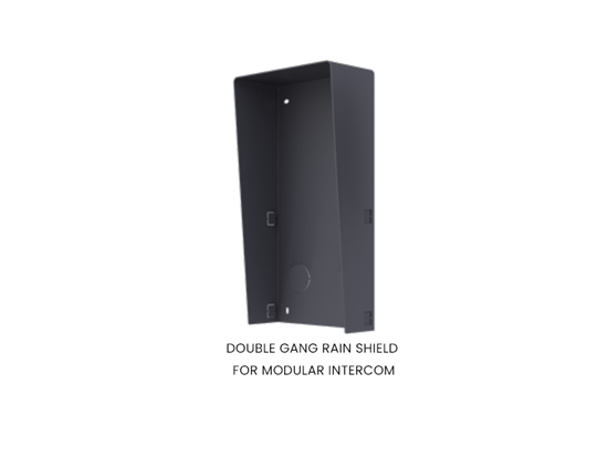 Picture of HIKVISION DS-KABD8003-RS2 SURF RAINSHIELD 2 GANG