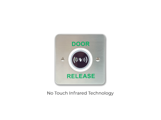 Picture of NO TOUCH EXIT BUTTON