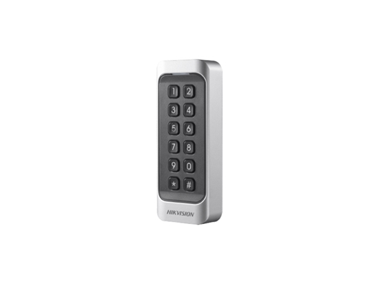 Picture of HIKVISION CARD READER WITH KEYPAD, TAMPER-PROOF