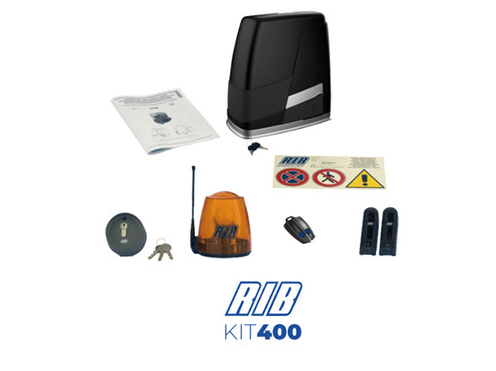 Picture of RIB KIT K400 SLIDING KIT 24V 400KG