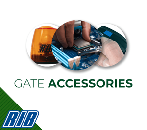 Picture for category GATE ACCESSORIES