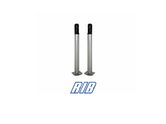 Picture of RIB PHOTOCELL POSTS FIT SLIM .5MTR PAIR