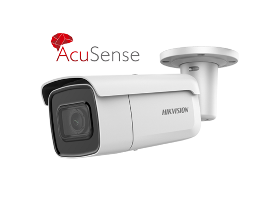 Picture of HIK 4 MP ACUSENSE IP V/F BULLET CAMERA