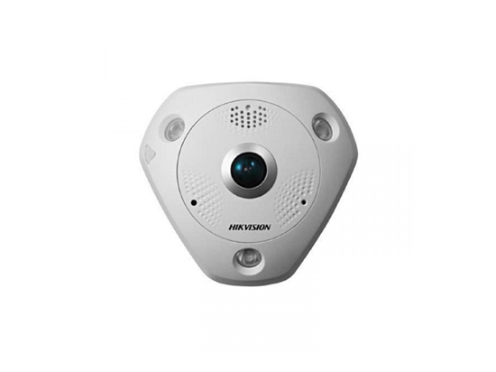 Picture of HIKVISION 12MP FISHEYE DS-2CD63C5G0-IVS 1.29MM