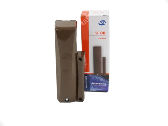 Picture of HKC WIRELESS CONTACT BROWN  HKC-RF-CB
