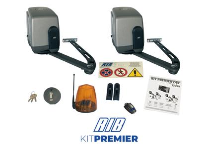 Picture of RIB KIT PREMIER OVERGROUND KIT 24V WITH T2 24V CRX