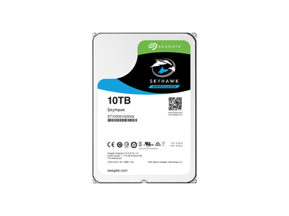 Picture of SEAGATE ST10000VE0008 10TB SURVEILLANCE SATA HDD