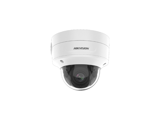 Picture of HIKVISION ACUSENSE 4MP IR VF 2.8-12MM IK10 DOME