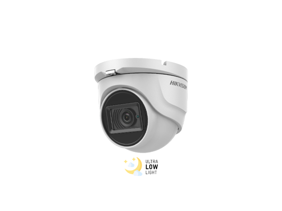 Picture of HIKVISION 5 MP ULTRA LOW LIGHT FIXED TURRET CAMERA
