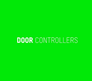 Picture for category DOOR CONTROLLERS