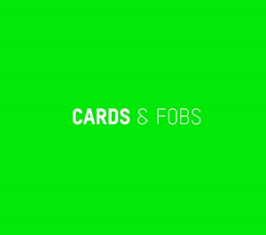 Picture for category CARDS AND FOBS
