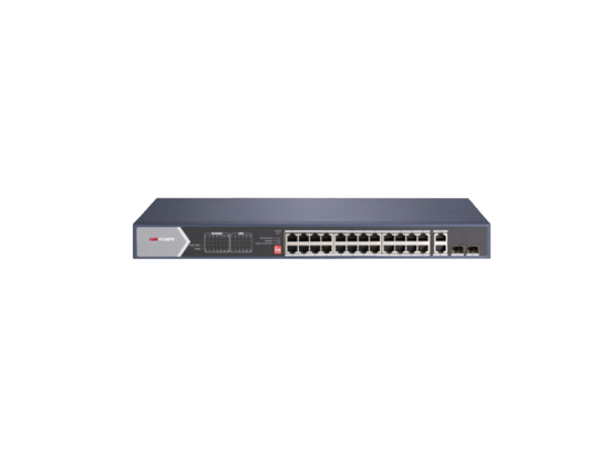 Picture of HIKVISION 24 PORT GIGABIT UNMANAGED POE SWITCH