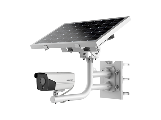 Picture of HIKVISION EXIR FIXED BULLET SOLAR POWER 4G NETWORK