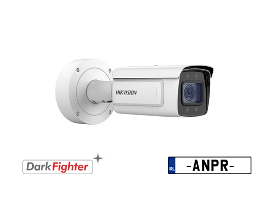 Picture of HIK ANPR 2MP VF BULLET DS-2CD7A26G0/P-IZS 2.8-12MM