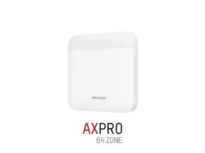 Picture of HIK AXPRO CONT PANEL 64 ZONE LIGHT DS-PWA64-L-WE