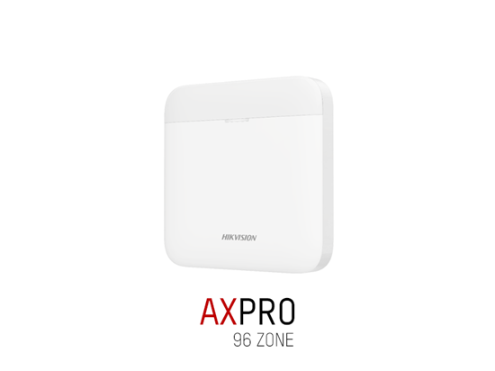 Picture of HIK AXPRO CONT PANEL 96 ZONE MID DS-PWA96-M-WE